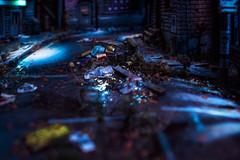 023 - Nightfall in the Lot (c) Kassiopeya 2019