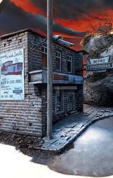 Stadtsektor Burnsroad/ »Crockett's + Dell's«: