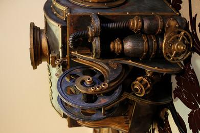 009 - Steampunk Beamer (c) Kassiopeya 20