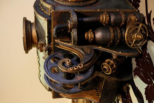 009 - Steampunk Beamer (c) Kassiopeya 2014