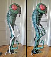 Bemalen der Beine