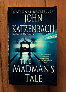 The Madman's Tale book cover