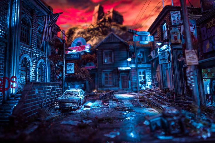 048 - Nightfall in the Lot (c) Kassiopeya 2019
