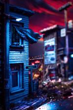 043 - Nightfall in the Lot (c) Kassiopeya 2019