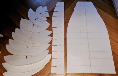 Erstellen eines Stecksystems aus Styrodurplatten