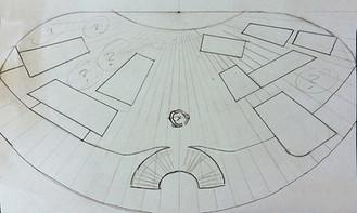 Planung des Grundrisses