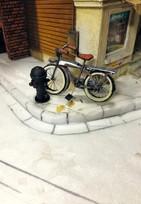 Details/ Fertigstellung des Straßenbildes: