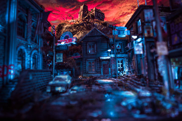 047 - Nightfall in the Lot (c) Kassiopeya 2019