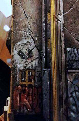 Graffitis (Details)