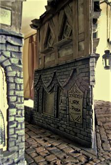 Ausarbeitung erster Details an den Fassaden ...