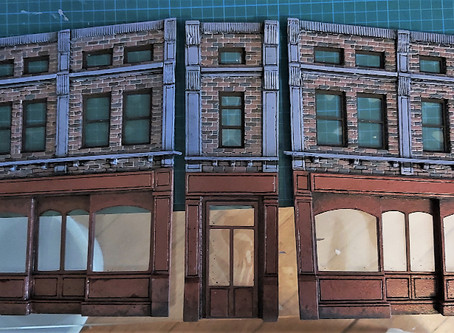 WIP - Needful Things: #9 Shop-Building