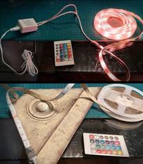Beleuchtung von »Needful Things«: