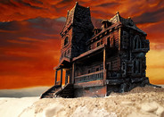 Marstenhill/ the Marsten House: