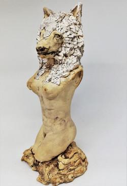 Lycanthrope H28xl10 cm