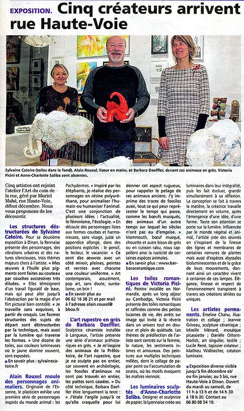 Article_Galerie L'art du Coin de la Rue