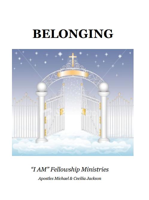 Belonging eBook - Drs. Michael & Cecilia Jackson
