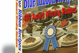 490 Award Winning Blue Ribbon Recipes