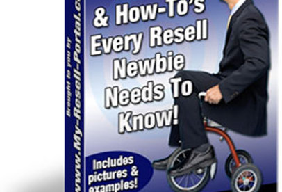 17 Skills How To's Every Newbie Reseller Needs