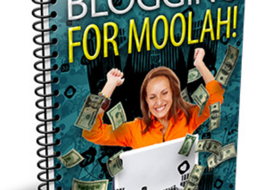 Blogging for Moolah