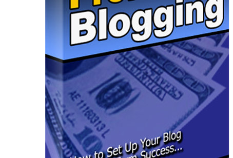 7 Days Profitable Blogging + 5 Articles & 3 MRR eBooks - 50% Discount
