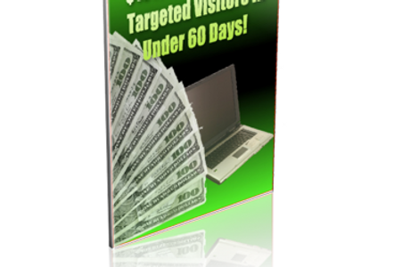 100,000 200,000 Targeted Visitors in Under 60 Days