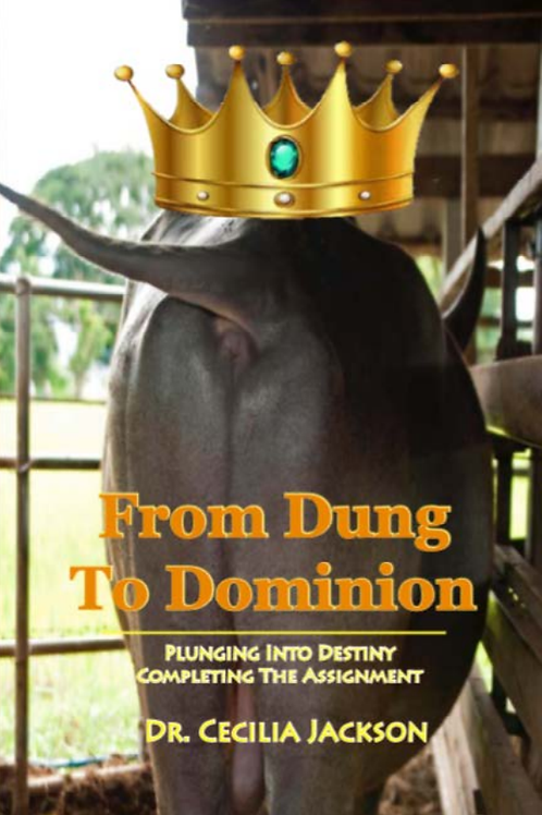 From Dung to Dominion eBook - Dr. Cecilia Jackson