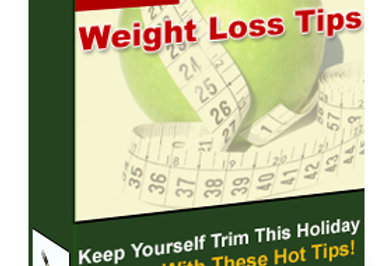 15 Holiday Weight Loss Tips