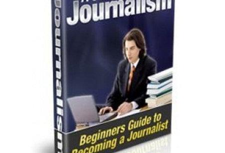 A Career in Journalism