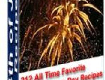 4th of July Recipes (200+ Recipes)