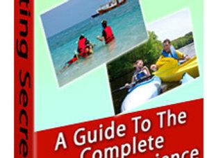 Boating Secrets eBook + 50 Articles + 7 eCourse Set & More - 50% Discount