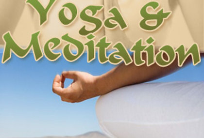 Beginners Guide to Yoga & Meditation