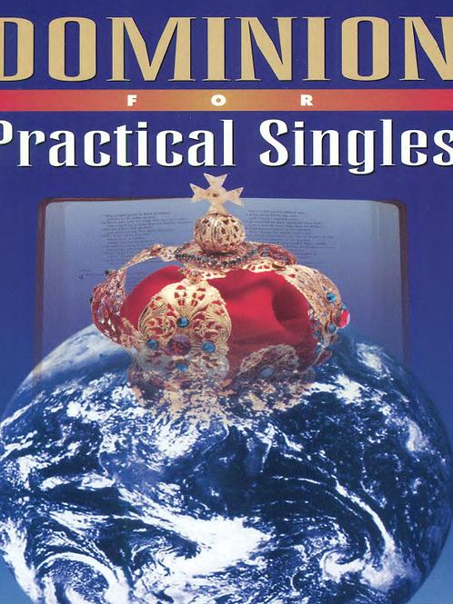 DOMINION For Practical Singles eBook - Drs Michael & Cecilia Jackson