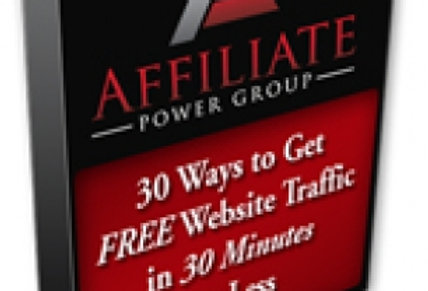 30 Ways to Get Free Traffic in 30 Minutes or Less