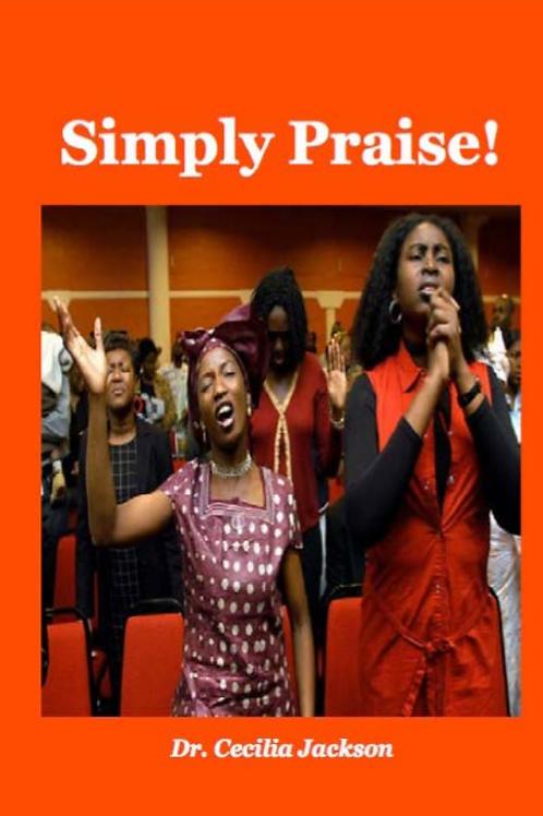 Simply Praise eBook - Dr. Cecilia Jackson