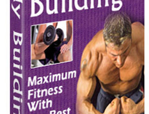 Body Building eBook + 50 Articles + 5 eCourse Set & More - 50% Discount