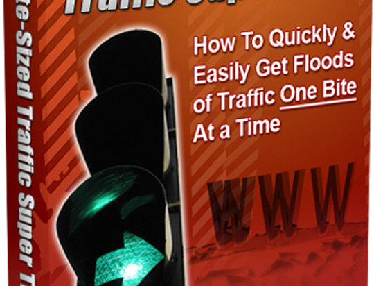 110 Bite-Sized Traffic Super Tips