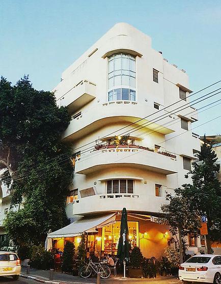 בית קפה | תל אביב, Cafe | Tel Aviv
