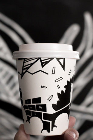 כוס קפה של שניאור