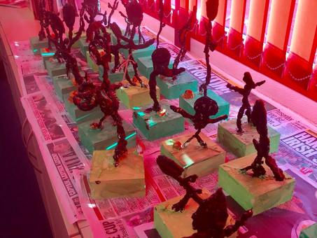 Lowry Sculptures