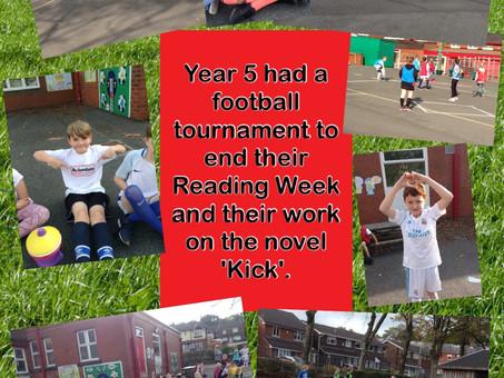 Year 5 'Kick' Tournament