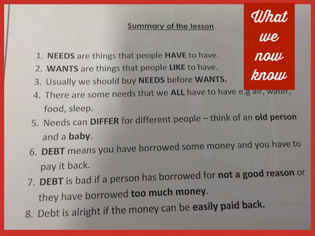 Debt Aware
