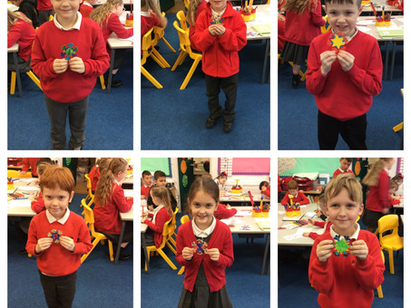 Maths week in Class 3N