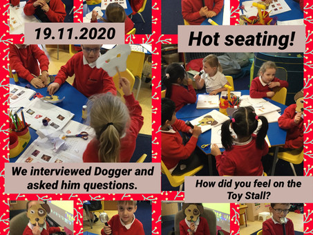 Hot Seating