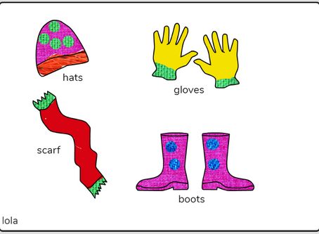 Winter clothes by Class RJ
