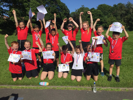 Cross Country Success