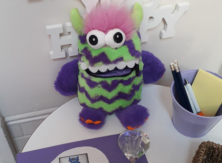 Will the Worry Monster!