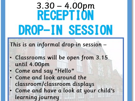 Parental Drop in Session