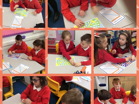 More Maths fun in Year 3