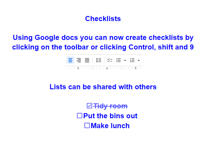 checklists in Google docs.png