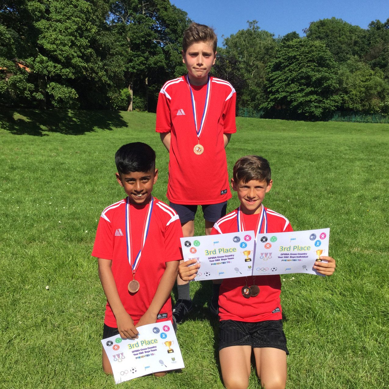 Sporting success at Avondale
